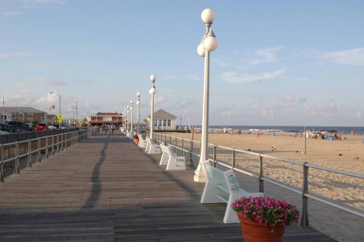 Voted best Beach and Boardwalk in Shore Region.
